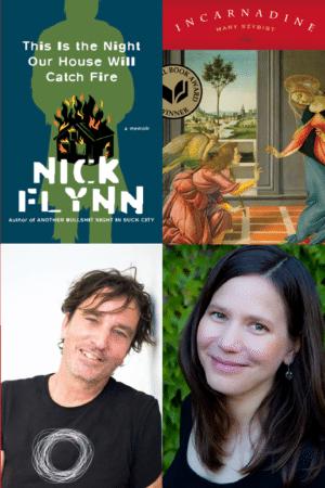 Nick Flynn and Mary Szybist